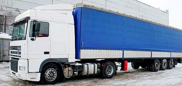 Доставка грузов в Ханты-Мансийский Автономный Округ