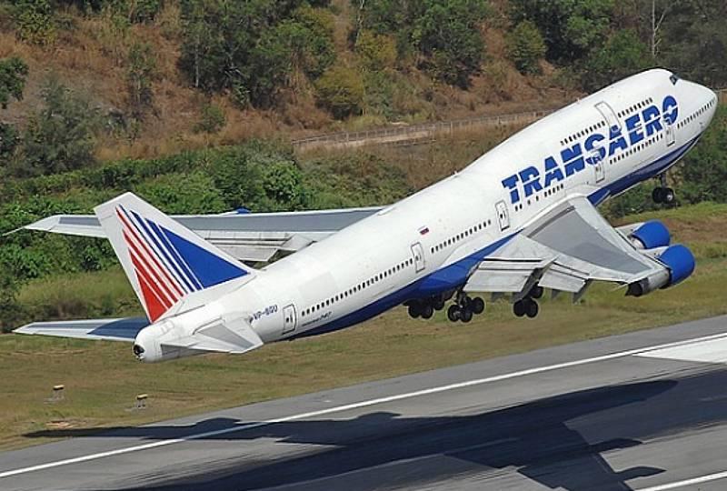 Кому достанутся рейсы «Трансаэро»?