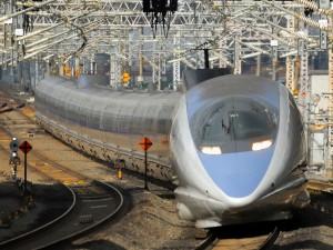 Основные виды общественного транспорта в Японии