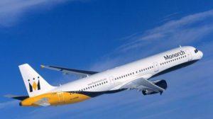 Британская авиакомпания «Monarch Airlines» прекратила свою деятельность