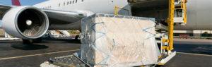 Чартерная перевозка грузов авиатранспортом, использование карты маршрута