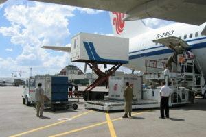 Чартерная перевозка грузов авиатранспортом, прокладка курса