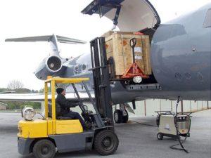 Чартерная перевозка грузов авиатранспортом, сохранение, загрузка и очистка плана полета