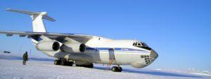 Чартерная перевозка грузов авиатранспортом, расчет топлива