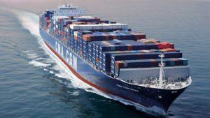 Морские грузовые перевозки