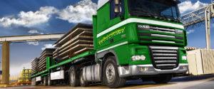 Организация перевозки строительных материалов