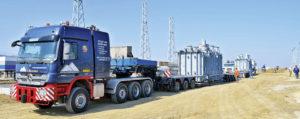 Доставка крупногабаритных грузов
