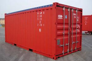 Крупногабаритные железнодорожные контейнеры