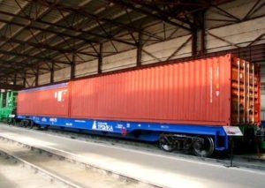 Преимущества железнодорожных контейнерных перевозок